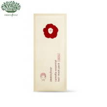INNISFREE Camellia Essential Hair Mask Pack [ Volume ] 35g, INNISFREE